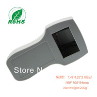 2013 new handheld enclosure  189*108*94mm  7.44*4.25*3.70inch
