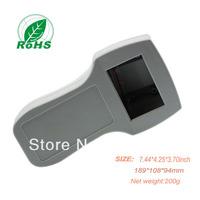 2013 new handheld enclosure  189*108*94mm  7.44*4.25*3.70inch