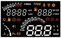 car  pc General bluetooth  car hud head up display  intelligent speech tire fuel instrument  trip computer free shipping