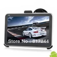 "IPU IPA712 Android 4.0 7"" MID + Capacitive Screen GPS Navigator w/ 512MB RAM / 8GB for USA + Canada"
