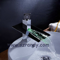 bathroom basin sink tap tall chrome brass faucet free shipping, drop shipping LD8005-03A