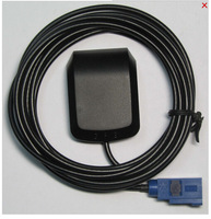 DHL Free shipping 25pcs/lots  3M GPS Straight  Adapter  Active ANTENNA  FAKRA Series Connector
