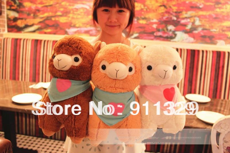 Best Selling! 30cm Alpaca doll Small dolls stuffed baby toy mini plush toy cute pillow Free Shipping(China (Mainland))