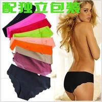Thin Ice Silk Lady a Seamless Underwear Free Shipping
