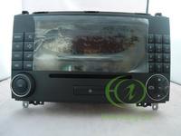 Alpine single CD radio MF2750 for Mercedes Viano/Vito/Sprinter B class Audio 20 CD A169 870 06 89 made in Hungary