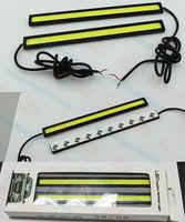 10W COB LED as DRL,Decorative Light(14cm length),drl car light,drl car led,daytime running light