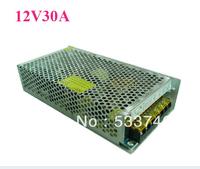 C254 12V30A 12V 30A DC Power Supply 110V~240V Convert To 12V Power Source