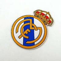 Fans supplies team souvenir champions league real madrid fabric hot paste