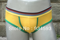 Fashion new men's underwear briefs multicolor delivery