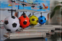 yellow blue white orange 2013 rc socccer  toys mini flying UFO radio control
