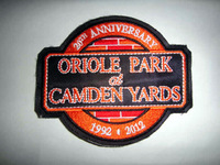on sale 2013 Baseball Jerseys orioles 20th anniversary patch Embroidery buy i jersey get free patch