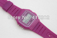 2013 The latest edition of the colored surface New arrival promised good quality  watch f91 [13colors] digital watches