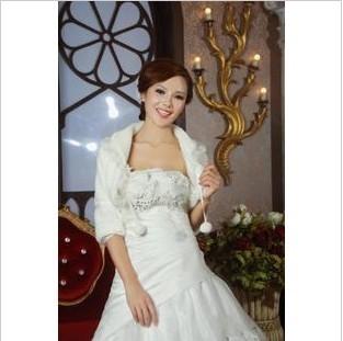 wedding accesories Bride laciness fur shawl fur shawl winter fur shawl bride thermal fur shawl wedding accessories