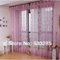 free ship European home curtains for windows screening for living room cortinas tulles for the bedroom curtains gazues for kids