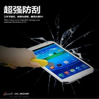 Top amazing protection tempered glass screen film for Samsung Galaxy S4 I9500 anti broken