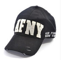 Couple patch AFNY hat baseball cap cap hat men women children