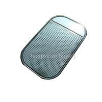 Black Car Anti/Non-Slip Glass Dash Mat Pad For iPhone 4G 4S iPod Brand New H1E1