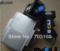 CPU cooling kits,Heatsink TR995, Fan RX874 for DELL R610 server