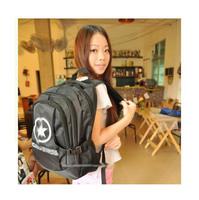 Black/Brown New 2013 brand children backpacks school bag  women/men sport bag,new sport bag printing backpack items BP41