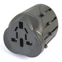 All in One Universal International Travel Charger AC Plug Adapter US/EU/UK/AU