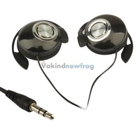 Sport Earphone Clip On Sports Stereo Headphones Earphone For MP3 MP4 Player V3NF