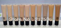Free shipping  New makeup 40ML  liquid foundation SPF15 (100pc/lot)