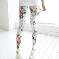 2013 women's legging peones ankle length trousers pants female ankle length trousers female legging