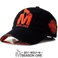 Male hat m baseball cap lovers cap fashionable casual cap hiphop hip-hop