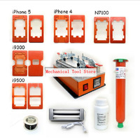 LCD Screen  seperate machine + cutting line + uv lamp + loca +  oca remover + mould