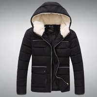 A fight in the end [ 94 ] jeanette sportsman hooded top male models down jacket men's cotton padded jacket