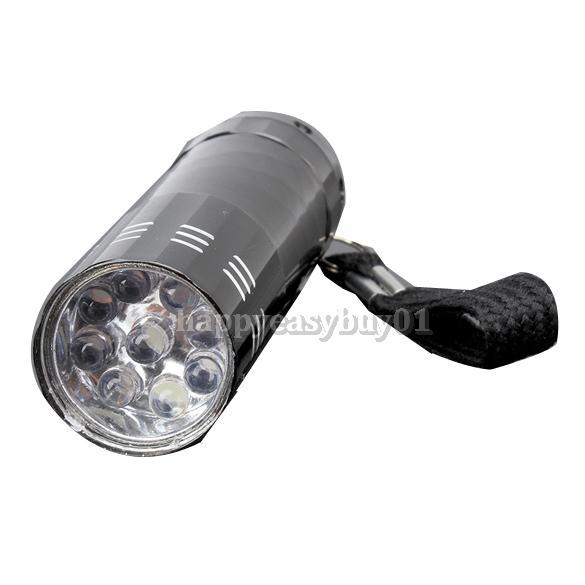 9 LED Mini Flash Ultra br