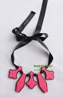 Marni fashion necklace sword passeris neon colored