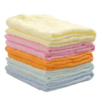 50% xylon fiber and 50% Cotton Children Face Towel  beauty children towel used as bath towel outdoor bicycle washouts