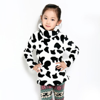 Girls autumn clothing 2013 basic shirt teenage child baby top long-sleeve round neck T-shirt