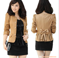Women's 2013 spring and autumn formal suit short jacket slim female blazer