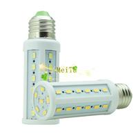 New Model LED Corn Lamp Bulb Light 42 leds 5730 SMD E27 220V Energy Saving White & Warm Free Shipping