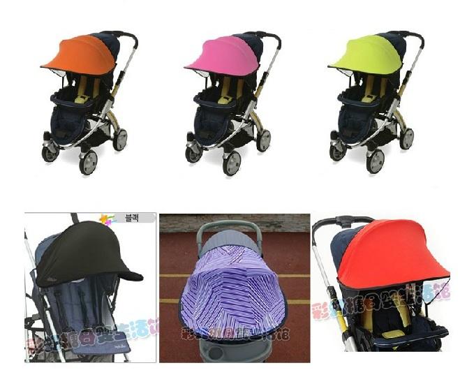 Manito baby stroller sunscreen anti-uv gazebo sun protection awning general umbrella(China (Mainland))