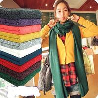 Spanish luxury brand lengthened oversized shawl scarf scarves rabbit scarves 200g couple free shipping