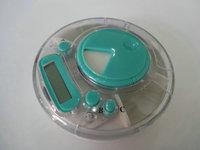 12pcs/lot Flying saucer household e-kit rotating regularly reminded kit electronic rotary kit