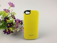 Newest Brand new hybrid hard PC + Silicon case  for iPhone 5C, Colorful hard case  protective shell case for iPhone 5C, Hot
