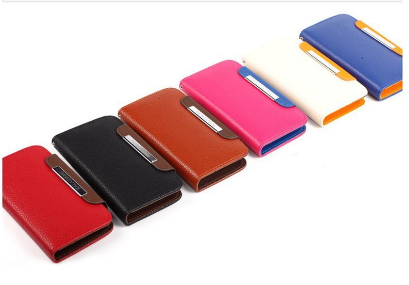 Leather Case For Star N9589 Note 2 N9599 N9776 S7599 S7589 S7500 B6000 5.7 - 6 inch Phone(China (Mainland))