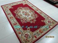 Water wash wool carpet pure wool carpet living room coffee table carpet bedroom carpet y-142