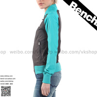 Blk1658 bench . color block d'Angleterre baseball jacket