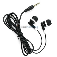 MP3 MP4 3.5mm Earbud Earphone For PDA PSP Players B C V3NF
