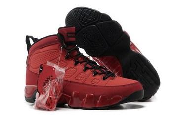 Wholesale Popular Trainers Retro 9 IX Men's Sports Basketball Shoes Motorboat Jones (Challenge Red / White / Black)
