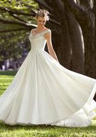 2014 princess bride double-shoulder maternity plus size wedding dress