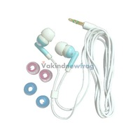 Earbud Earphone For MP3 MP4 PDA PSP Players 3.5mm F V3NF