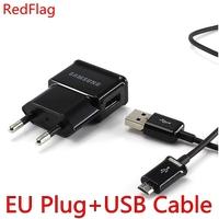 BLACK Mobile Phone Accessories 10pcs Micro USB Cable +10pcs EU Plug Wall Charger Travel Kit for Samsung LG Motorola Nokia HTC