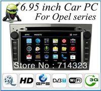 "6.95 "" Android 4.0 Car DVD Player OPEL Antara Astra Zafira Vectra Meriva Vivaro With Radio GPS Navigator Bluetooth TV 3G/wifi"