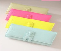 New item Women's wallet long design day clutch PU wallet coin purse bag